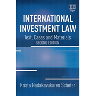 International Investment Law (BOK)