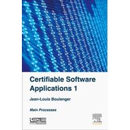 Certifiable Software Applications 1 (BOK)