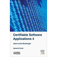 Certifiable Software Applications 4 (BOK)