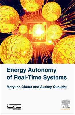 Energy Autonomy of Real-Time Systems (BOK)