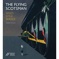 Produktbilde for Flying Scotsman: Speed, Style and Service (BOK)
