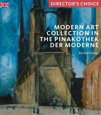 Modern Art Collection in the Pinakothek der Moderne Munich (BOK)