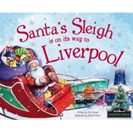 Santa's Sleigh is on its Way to Liverpool (BOK)