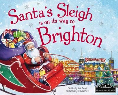 Santa's Sleigh is on its Way to Brighton (BOK)