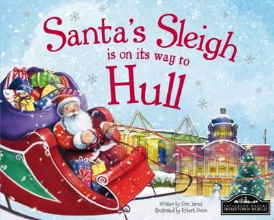Santa's Sleigh is on its Way to Hull (BOK)
