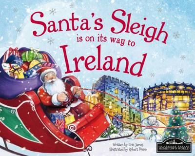 Santa's Sleigh is on its to Ireland (BOK)