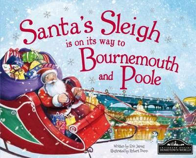 Santa's Sleigh is on its Way to Bournemouth & Poole (BOK)