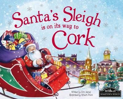 Santa's Sleigh is on its Way to Cork (BOK)