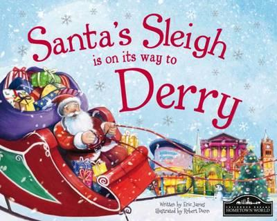 Santa's Sleigh is on its Way to Derry (BOK)