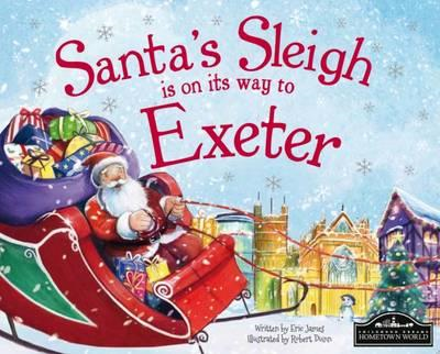 Santa's Sleigh is on its Way to Exeter (BOK)