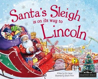 Santa's Sleigh is on its Way to Lincoln (BOK)
