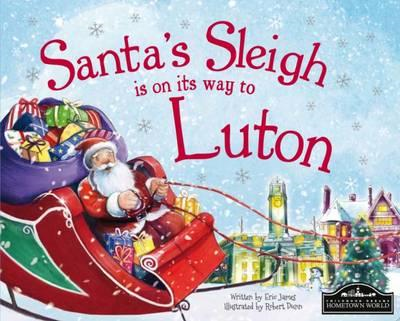 Santa's Sleigh is on its Way to Luton (BOK)