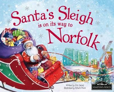 Santa's Sleigh is on its Way to Norfolk (BOK)
