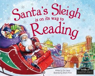 Santa's Sleigh is on its Way to Reading (BOK)