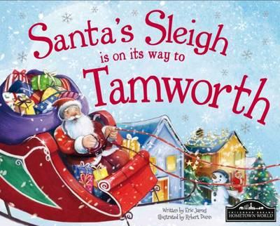 Santa's Sleigh is on its Way to Tamworth (BOK)
