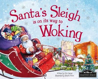 Santa's Sleigh is on its to Woking (BOK)