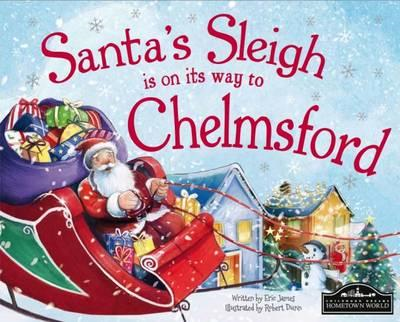 Santa's Sleigh is on it's Way to Chelmsford (BOK)