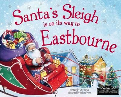 Santa's Sleigh is on it's Way to Eastbourne (BOK)