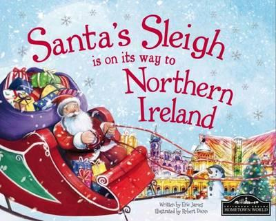 Santa's Sleigh is on it's Way to Northern Ireland (BOK)