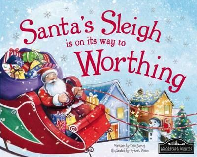 Santa's Sleigh is on it's Way to Worthing (BOK)