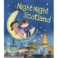 Night- Night Scotland (BOK)