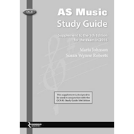 OCR AS Music Study Guide (BOK)