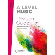 Produktbilde for AQA A Level Music Revision Guide (BOK)
