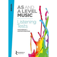 Edexcel AS and A Level Music Listening Tests (BOK)