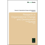 Research in Organizational Change and Development (BOK)