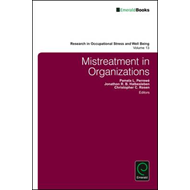 Mistreatment in Organizations (BOK)