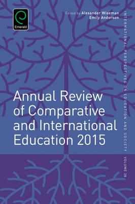Annual Review of Comparative and International Education 201 (BOK)