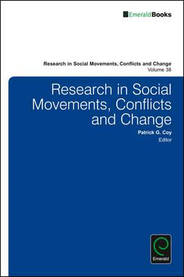 Research in Social Movements, Conflicts and Change (BOK)