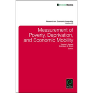 Measurement of Poverty, Deprivation, and Social Exclusion (BOK)