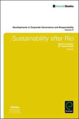Sustainability after Rio (BOK)