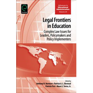 Legal Frontiers in Education (BOK)