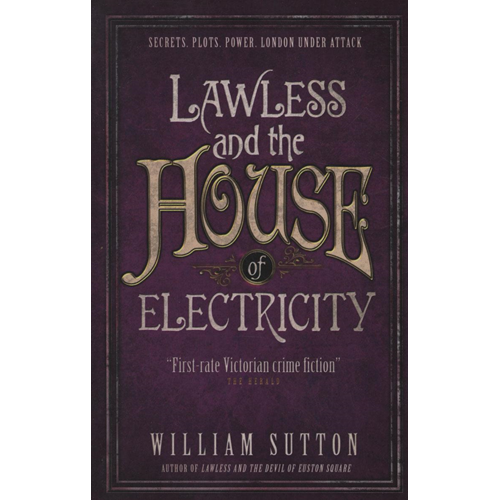 Lawless and the House of Electricity (BOK)