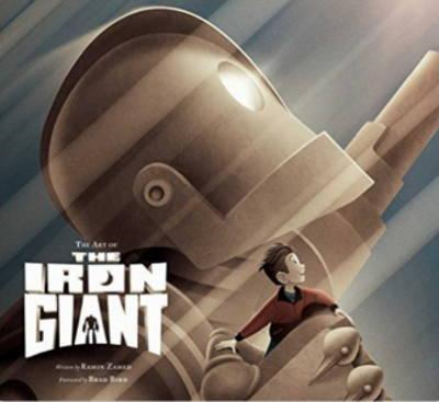 Art of the Iron Giant (BOK)