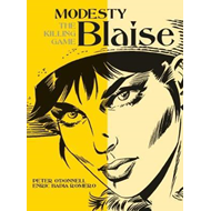Modesty Blaise - The Killing Game (BOK)