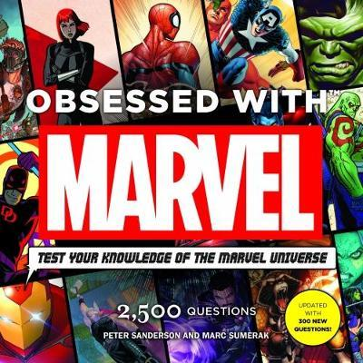 Obsessed with Marvel (BOK)