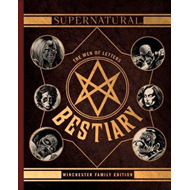 Supernatural - The Men of Letters Bestiary Winchester (BOK)