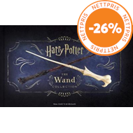 Produktbilde for Harry Potter - The Wand Collection (BOK)