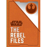 Produktbilde for Star Wars - The Rebel Files (BOK)