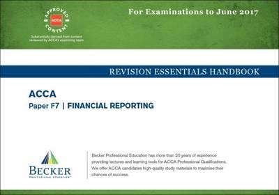 ACCA Approved - F7 Financial Reporting (BOK)