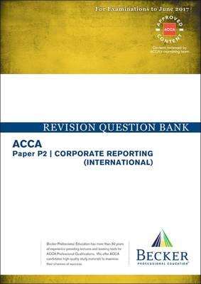 ACCA Approved - P2 Corporate Reporting (BOK)