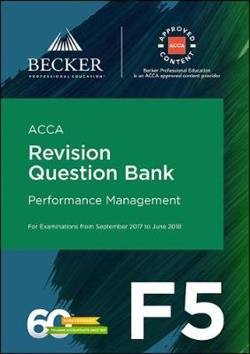 ACCA Approved - F5 Performance Management (September 2017 to (BOK)