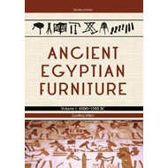 Ancient Egyptian Furniture Volume I (BOK)
