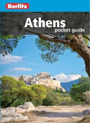 Berlitz Pocket Guide Athens (BOK)