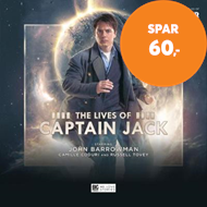 Produktbilde for The Lives of Captain Jack (BOK)
