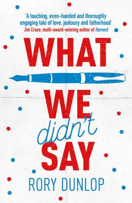 What We Didn't Say (BOK)