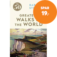Produktbilde for The 50 Greatest Walks of the World (BOK)